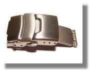 Uhrenarmbänder mit Faltschließe